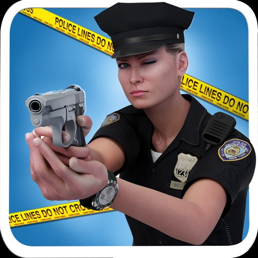 Hidden Objects Games : free crime case investigation game