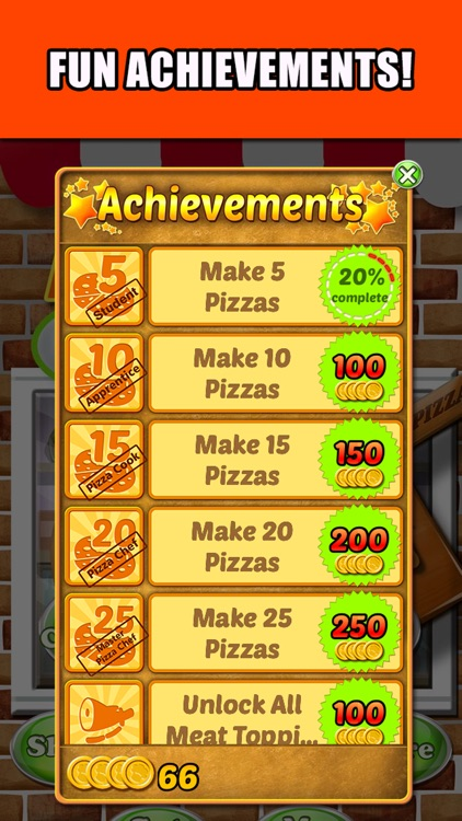 Pizza Maker™ - Make, Deliver Pizzas screenshot-4