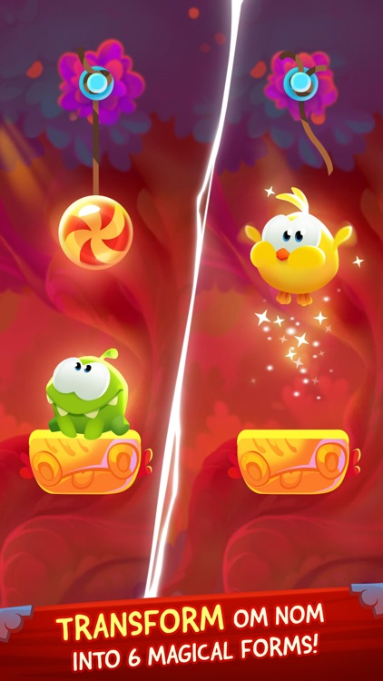 Cut the Rope: Magic screenshot-0
