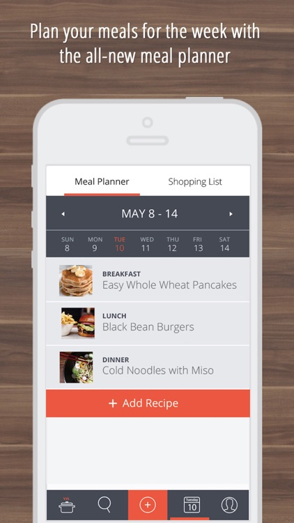RecipeCloud - The Best Recipe Organizer screenshot-1