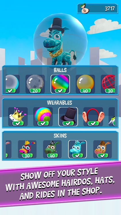 Ballarina - a GAME SHAKERS App screenshot-3