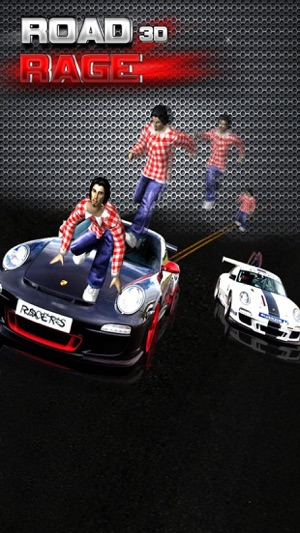 Road Rage ( 3D Car Racing Games ) Screenshot