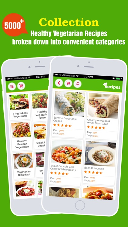 Yummy Vegetarian Pro ~ Healthy vegetarian recipes