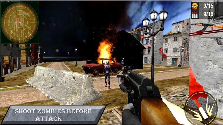Zombie Target Killer : Horror Shooting Adventure