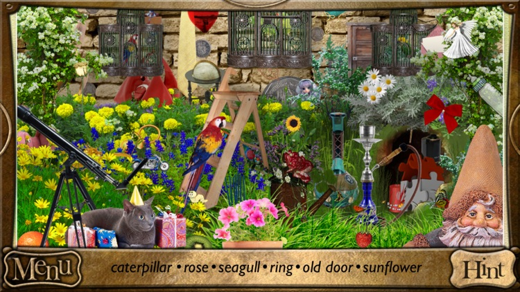 Alice in Wonderland: Hidden Objects screenshot-0
