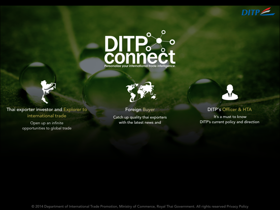 DITP Connect | App Price Drops
