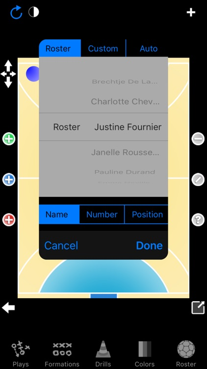 Handball Coach Pro screenshot-2