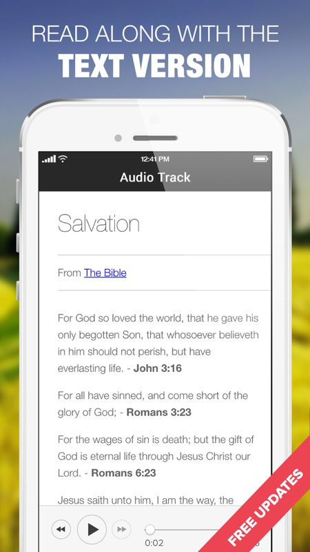 Bible Verses & Sermons Audio by Topic for Prayer - Online