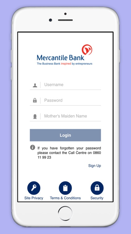 Mercantile Banking App by Mercantile Bank Limited