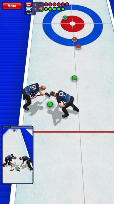 Curling3D HDのおすすめ画像3