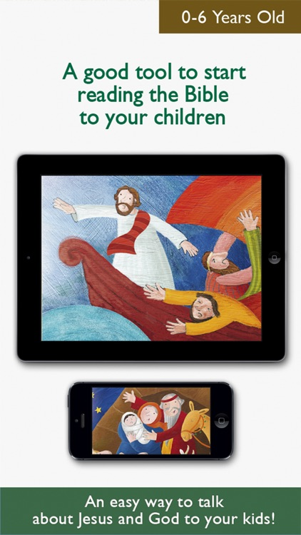 My First Bible Stories for Family & Sunday School screenshot-1