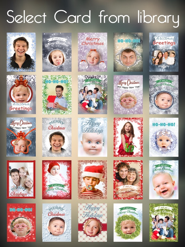 we wish you a merry christmas and happy new year personalized christmas cards creator online - Personalized Christmas Cards No Photo