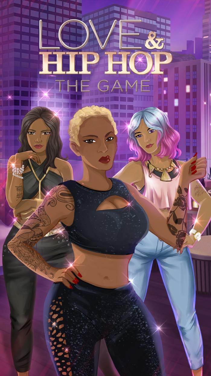 Love and Hip Hop The Game Screenshot