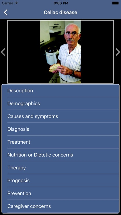 Encyclopedia of Senior Health screenshot-4