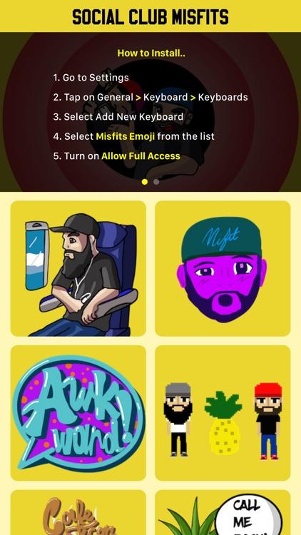 Misfits Emoji