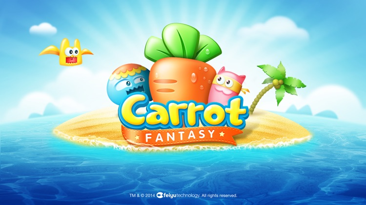 CarrotFantasy screenshot-0