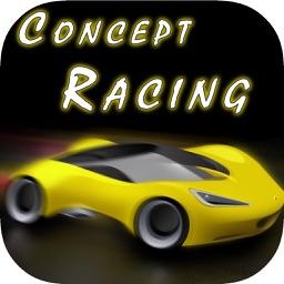 3D Hybrid Concept Car Racing Challenge Pro