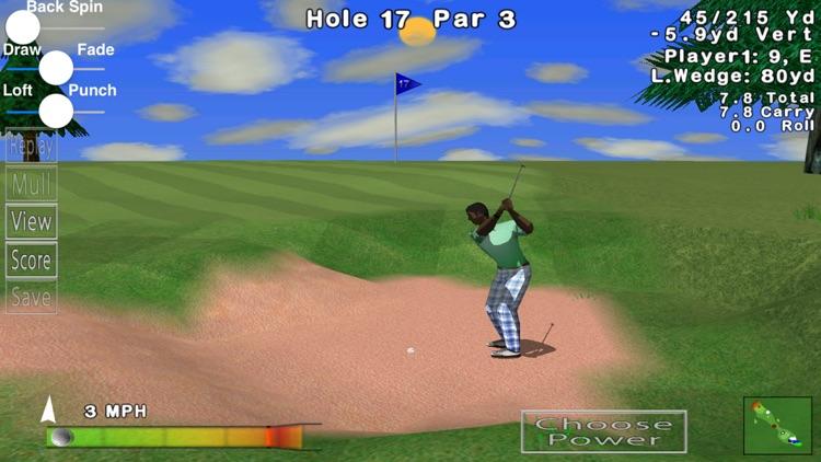 GL Golf Deluxe screenshot-3