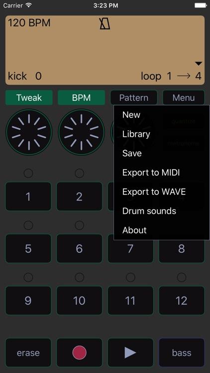 Jack the beat maker app