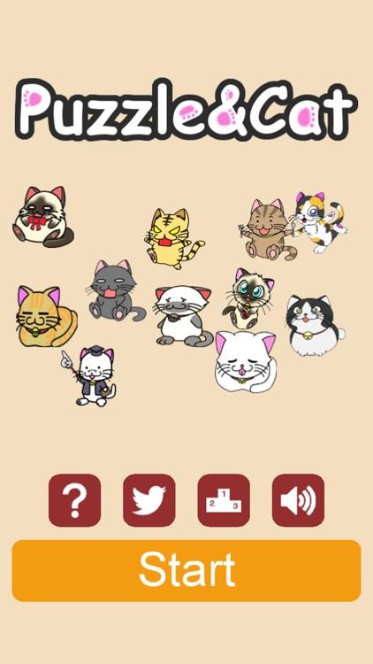 Puzzle&Cat screenshot-4