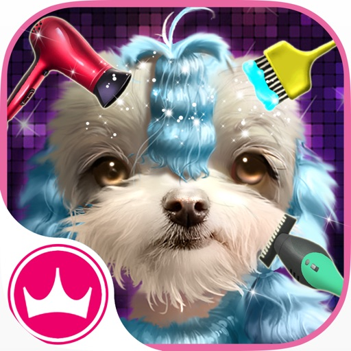 Animals' Barber Shop-Animals' Game