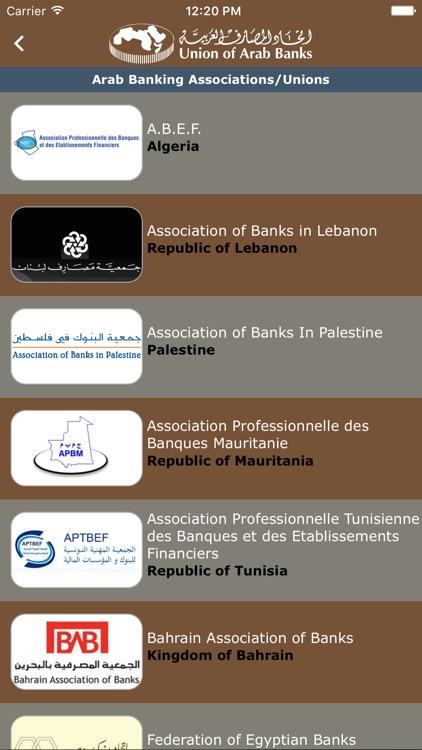 Arab Banks Directory screenshot-3