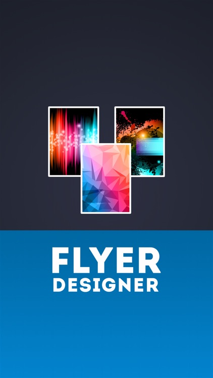 Flyer Designer Pro screenshot-0