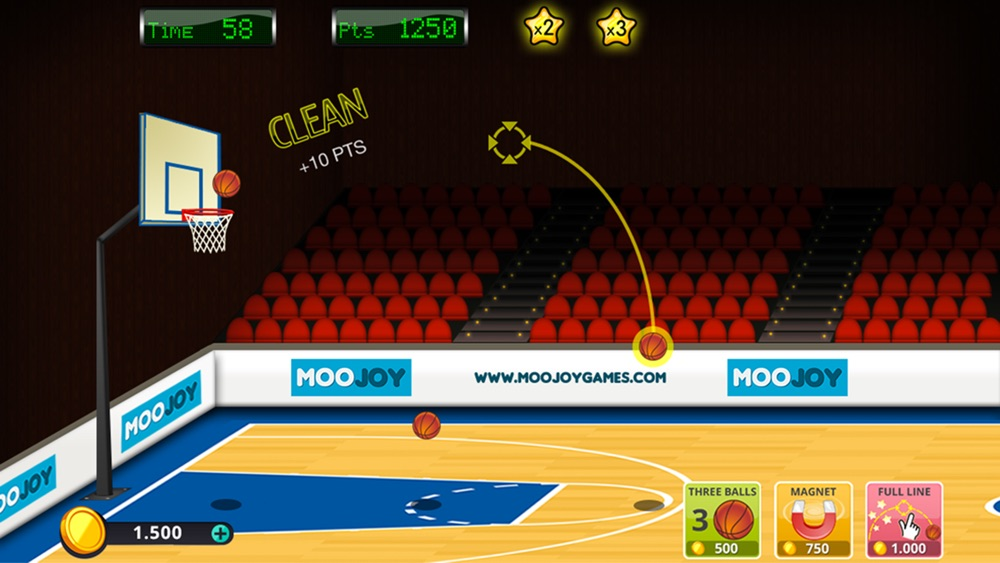 Basketball Two Player Showdown Cheat Codes