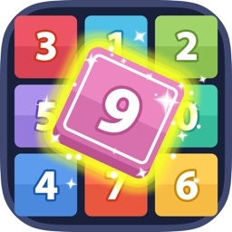 Match and Merge - Six board sizes number puzzle