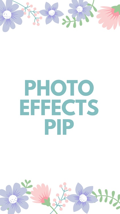 Photo Effects PIP