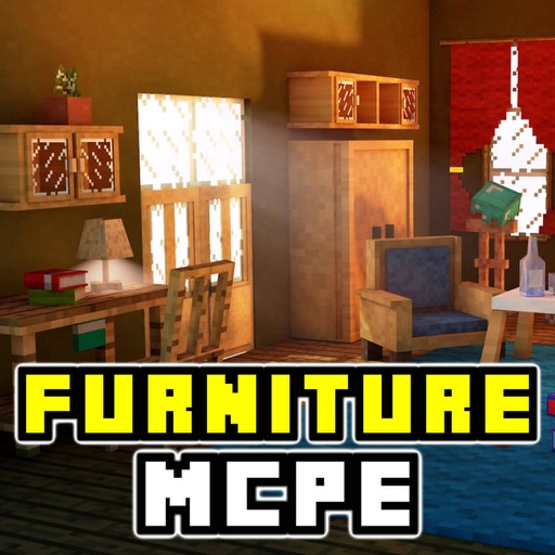 Furniture Pe For Minecraft Pocket Edition Add Ons By Alpha