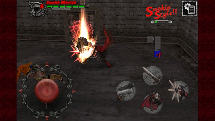 Devil May Cry 4 refrain screenshot-3