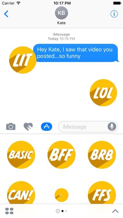 Text Flip Vol.1