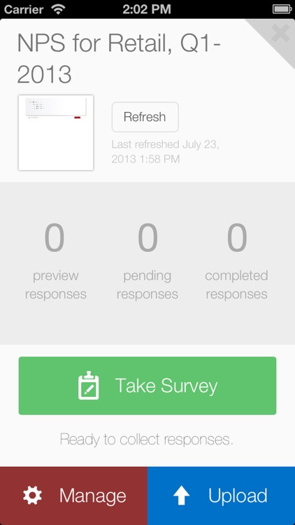 Qualtrics Surveys screenshot-3