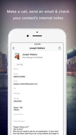 Odoo Contacts on the App Store