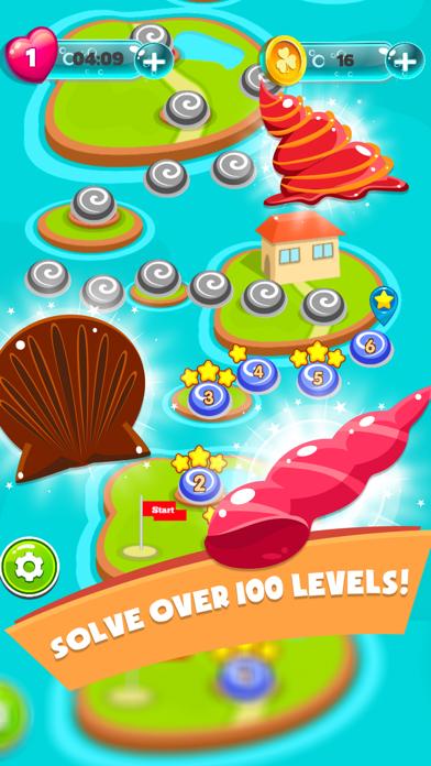 点击获取Charm Fish Gummy - Help Beanny to Crush Mania!