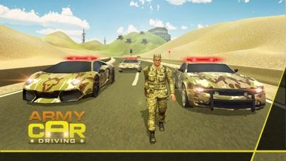 軍車運転 - トルク バーンアウト ・ スマッシュ コップチェイスのおすすめ画像3