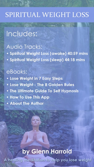 Spiritual Weight Loss Meditation by Glenn Harroldのおすすめ画像1