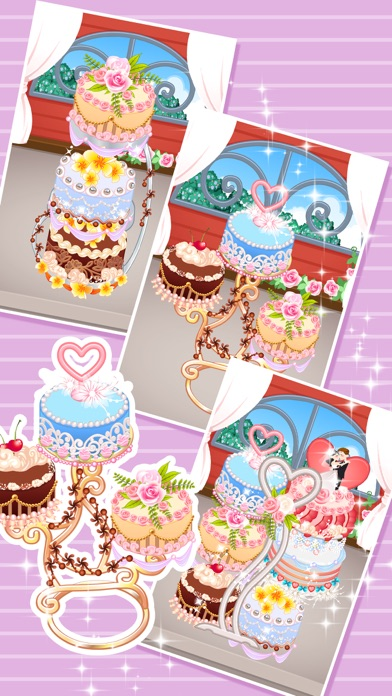 Sweet Wedding Cake Design Cooking Games For Girl