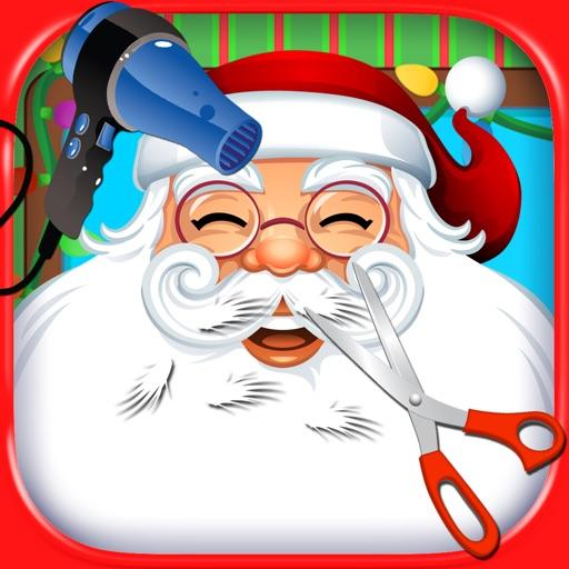 Christmas Hair Salon - Santa's Barbershop & Kids Cuts FREE
