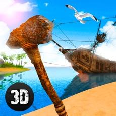 Activities of Pirate Island Survival Simulator 3D