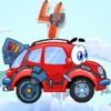 小汽车的时空旅行梦- 动作物理解谜游戏