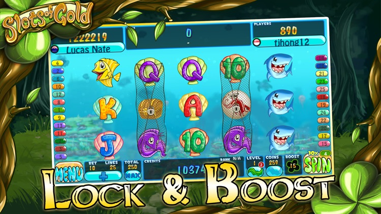 Slots of Gold Classic screenshot-1