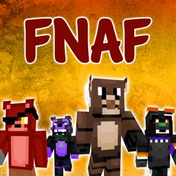 FNAF Skins - Cute Skins for Minecraft PE & PC