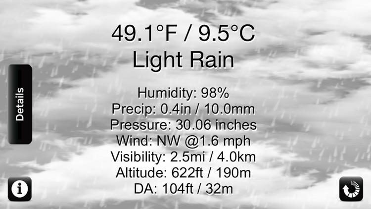 DA2 Weather screenshot-3