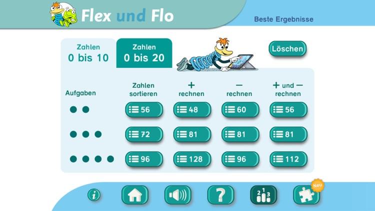 Flex und Flo - Plus und minus trainieren screenshot-3