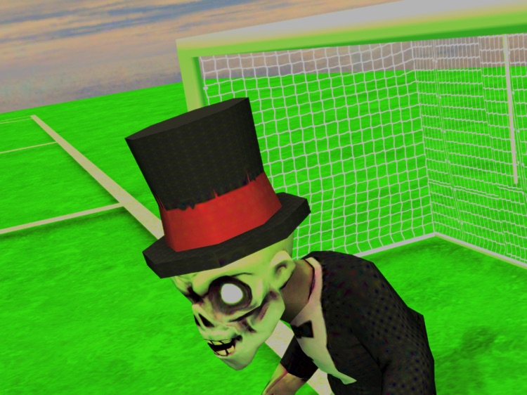 Zombie Soccer Stars! HD Lite screenshot-1