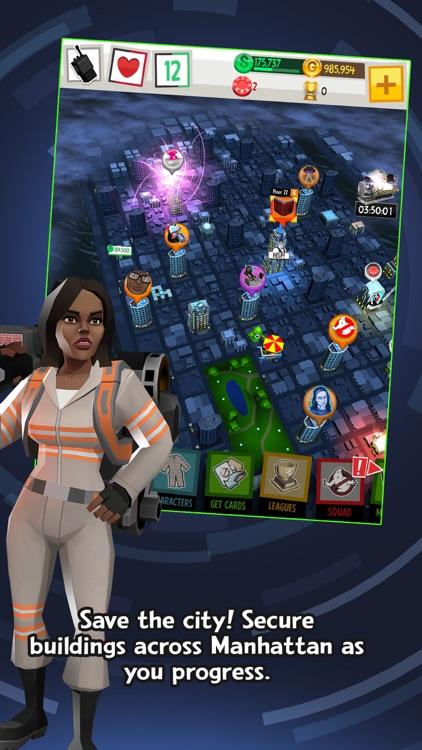 Ghostbusters™: Slime City screenshot-0