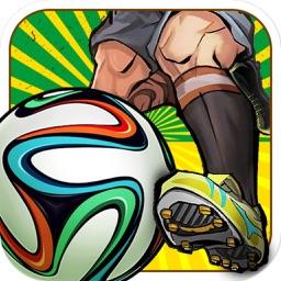 小小足球OL,全球3D大作战自由竞技手游