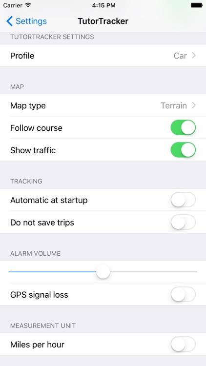 Tutor-Tracker screenshot-4